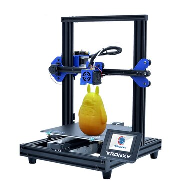 TRONXY® XY-2 PRO V-slot Prusa I3 DIY 3D Printer Kit 255*255*260mm Printing Size Titan Extruder Available With Power Resume / Filament Detect / Auto Leveling Function