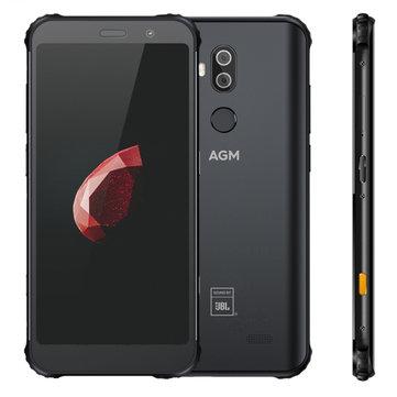 £585.637%AGM X3 5.99 inch Wireless Charging NFC IP68 Waterproof 8GB 256GB Snapdragon 845 Octa Core 4G SmartphoneSmartphonesfromMobile Phones & Accessorieson banggood.com
