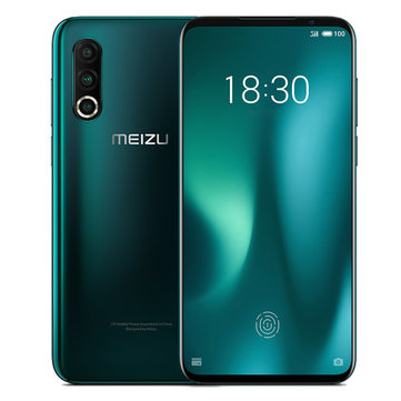 Meizu 16s Pro 6.2 inch 48MP Triple Rear Camera NFC 6GB RAM 128GB ROM Snapdragon 855 Plus Octa core 4G Smartphone Smartphones from Mobile Phones & Accessories on banggood.com