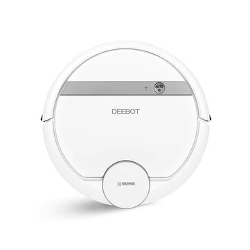 ECOVACS DEEBOT DE55 1000Pa Strong Suction Robot Vacuum Cleaner Smart Moping APP Remote Control, 100min Working Time