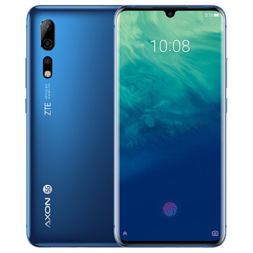 ZTE Axon 10 Pro 6.47 Inch FHD+ NFC Android 9.0 4000mAh 48MP+20MP+8MP Triple Rear Cameras 8GB RAM 256GB ROM Snapdragon 855 Octa Core 2.84GHz 5G SmartphoneSmartphonesfromMobile Phones & Accessorieson banggood.com