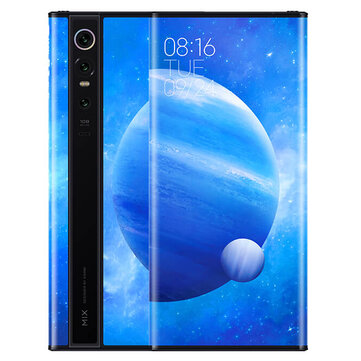 Xiaomi Mi MIX Alpha 7.92 inch 108MP Triple Camera 40W Fast Charge 12GB 512GB Snapdragon 855 Plus Octa core 5G Smartphone Smartphones from Mobile Phones & Accessories on banggood.com