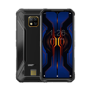 DOOGEE S95 Pro Super Bundle Global Bands IP68 Waterproof 6.3 inch FHD+ NFC Android 9.0 5150mAh 48MP AI Triple Rear Cameras 8GB RAM 128GB ROM Helio P90 Octa Core 4G Smartphone SmartphonesfromMobile Phones & Accessorieson banggood.com