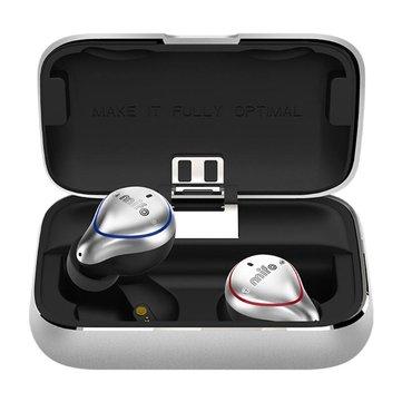 Mifo O5 Plus bluetooth 5.0 Wireless TWS In-ear Mini Earphone Sport Noise Reduction Stereo Waterproof Headphones with Mic