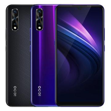 £309.6812%VIVO iQOO Neo 6.38 inch 4500mAh 22.5W Quick Charge Triple Rear Camera 8GB 64GB Snapdragon 845 Octa Core 4G SmartphoneSmartphonesfromMobile Phones & Accessorieson banggood.com