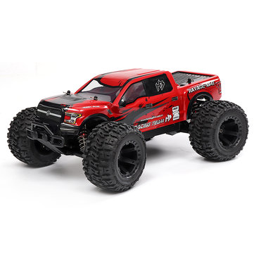 HB Toys 161010 1/10 2.4G 4WD RC Car Electric Off-Road Crawler RTR Model