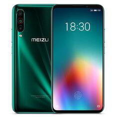 Meizu 16T CN Version 6.5 inch Triple Rear Camera 8GB 128GB 4500mAh Snapdragon 855 Octa core 4G Smartphone