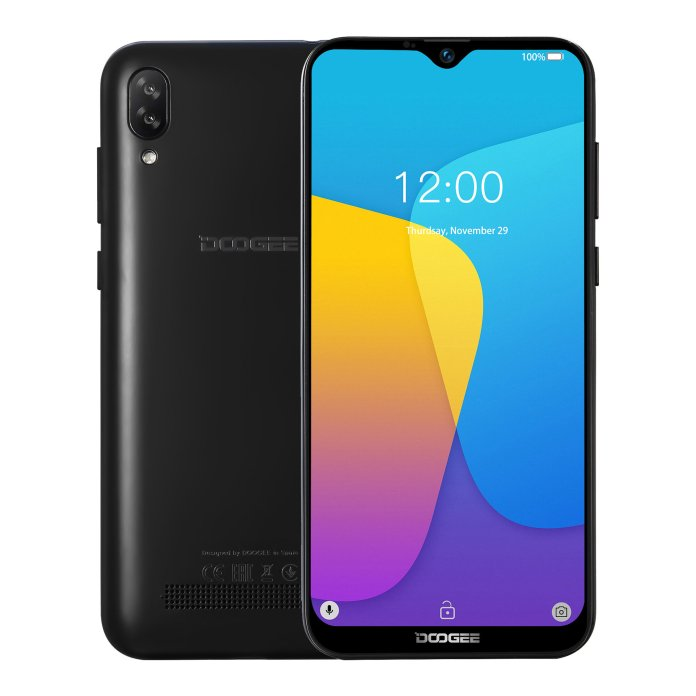 £53.8930%DOOGEE Y8C 6.1 Inch HD Android 8.1 3400mAh Face Unlocking 1GB RAM 16GB ROM MTK6580A Quad Core 1.3GHz 3G SmartphoneSmartphonesfromMobile Phones & Accessorieson banggood.com
