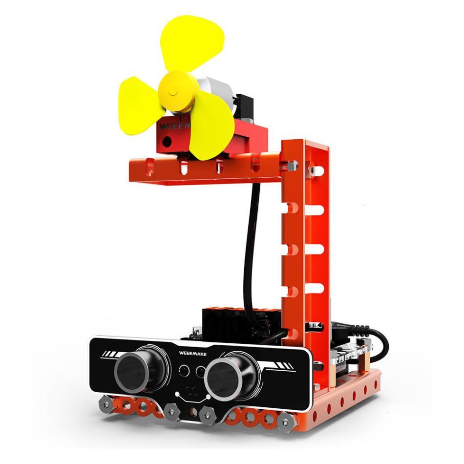 WeeeMake DIY Smart RC Robot Kit