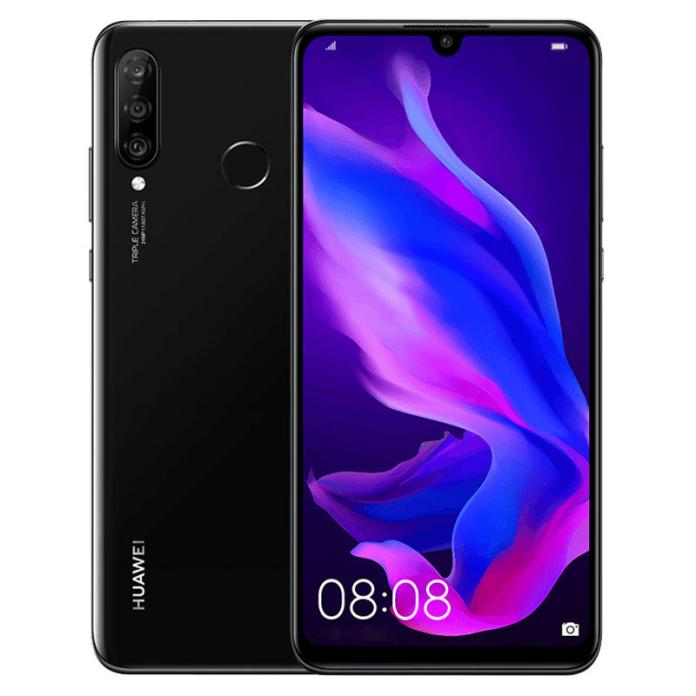 £319.4917%HUAWEI Nova 4e 24MP Triple Rear Camera 6.15 inch 6GB 128GB Kirin 710 Octa core 4G SmartphoneSmartphonesfromMobile Phones & Accessorieson banggood.com