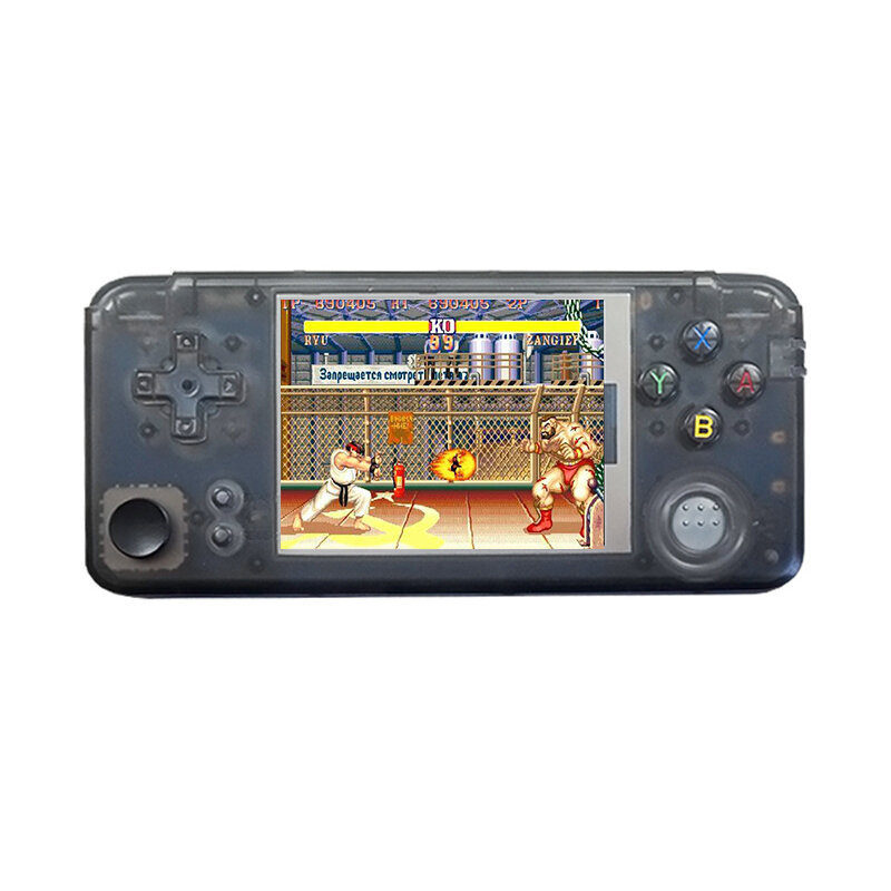 ANBERNIC RS-97 16GB 3000 Games 3.0 inch IPS HD Screen Retro Handheld Video Game Console PS1GBA GB GBC FC MD WSC Arcade PC Games