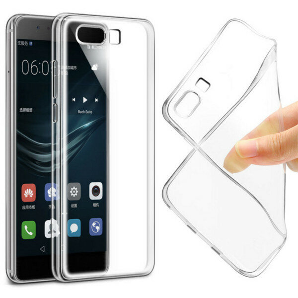 Transparent Soft Tpu Protective Case Cover For Huawei P10p10 Plus