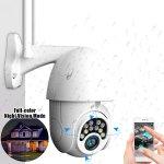 Στα 23.98 € από αποθήκη Τσεχίας μόλις την έστησα… Πραγματικά απίστευτη για τα λεφτά της.. δείτε δείγμα εικόνας στην περιγραφή   GUUDGO 10LED 5X Zoom HD 2MP IP Security Camera WiFi Wireless 1080P Outdoor PTZ Waterproof Night Vision ONVIF