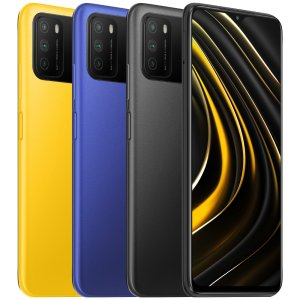 Στα 113.77€ από αποθήκη Κίνας (HK) | POCO M3 Global Version 48MP Triple Camera 6000mAh 6.53 inch 4GB RAM 64GB ROM Snapdragon 662 Octa Core 4G Smartphone