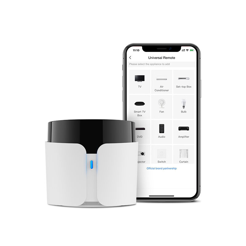 BroadLink RM4C Pro WIFI Remote Controller Smart Home Infrared Receiver Timer Work With Google Assistant Amazon Alexa FastCon IFTTT Voice Control System
