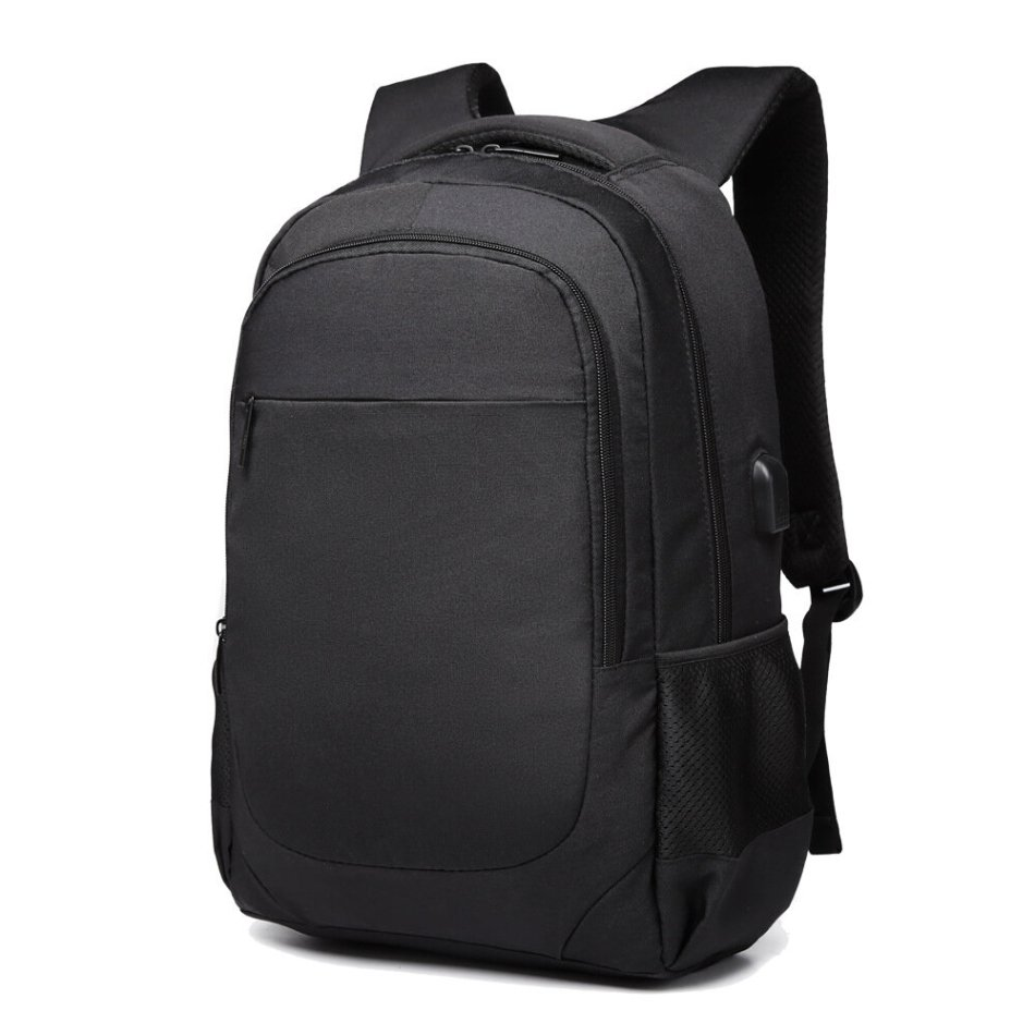 EXTEAM EX9143 USB Charging Backpack Laptop Bag Computer Backpack Multi Function Security Bag for Men Student Schoolbag