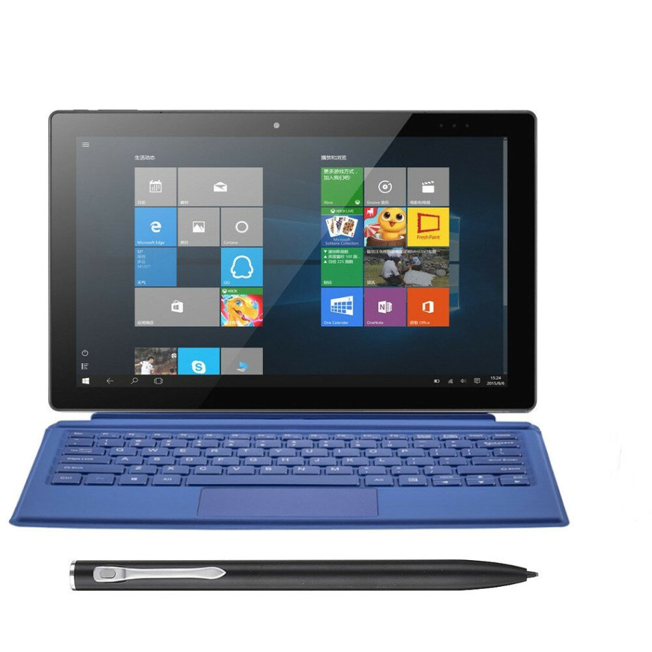 PIPO W11 Intel Gemini Lake N4120 8GB RAM 128GB ROM 11.6 Inch Windows 10 Tablet with Keyboard Stylus Pen
