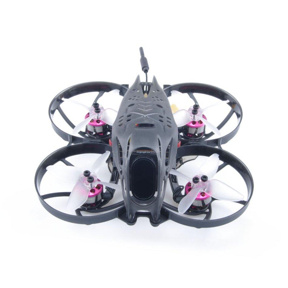 GEELANG UFO-85X 4K HD Hollywood 3-4S Cinewhoop Whoop FPV Racing Drone BNF / PNP Caddx Tarsier V2 Cam DVR
