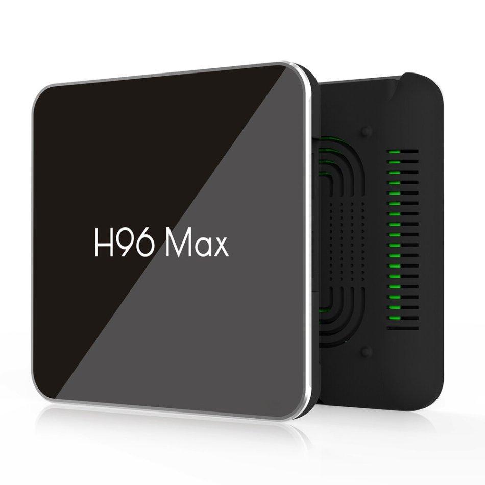 H96 Max X2 S905X2 4GB DDR4 RAM 64GB ROM