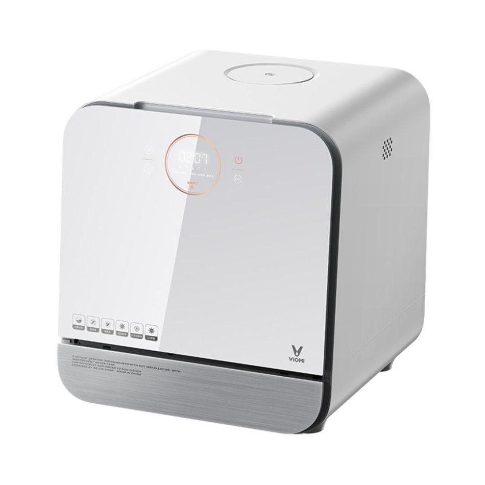 VIOMI VDW0402 Installation-free Countertop Dishwasher 900W 220V Mijia APP Intelligent Control UV Antibacterial for Kitchen