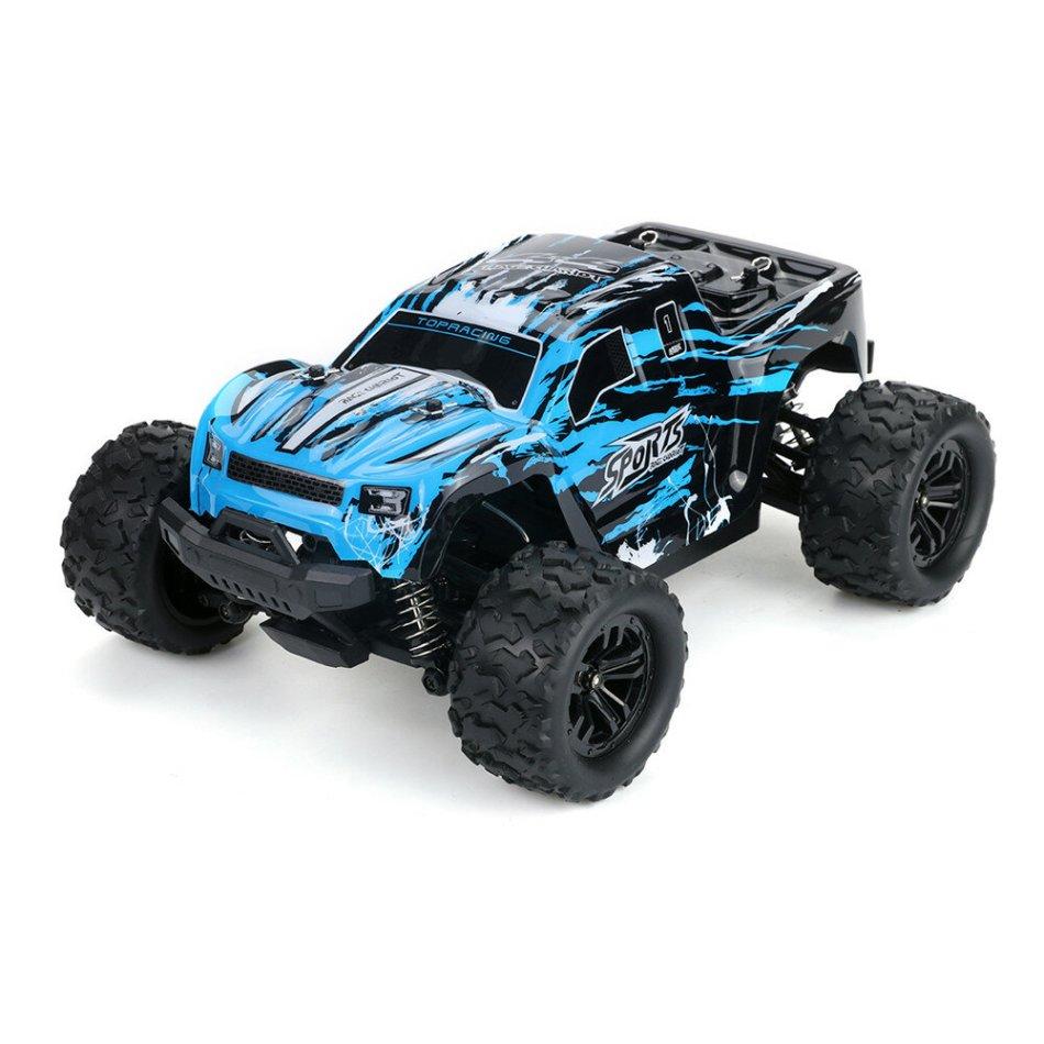Eachine EC08 1/16 2.4G 4WD 38km/h RC Car Off-Road Truck Vehicles RTR Model Kids Toys