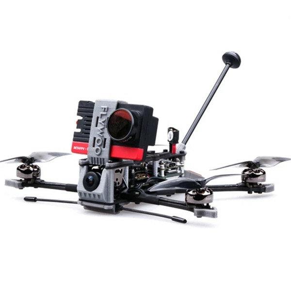 Flywoo Explorer LR HD 4'' 4S Micro Long Range FPV RC Drone Ultralight Quad w/ Caddx Vista HD System GOKU 16X16 MICRO STACK
