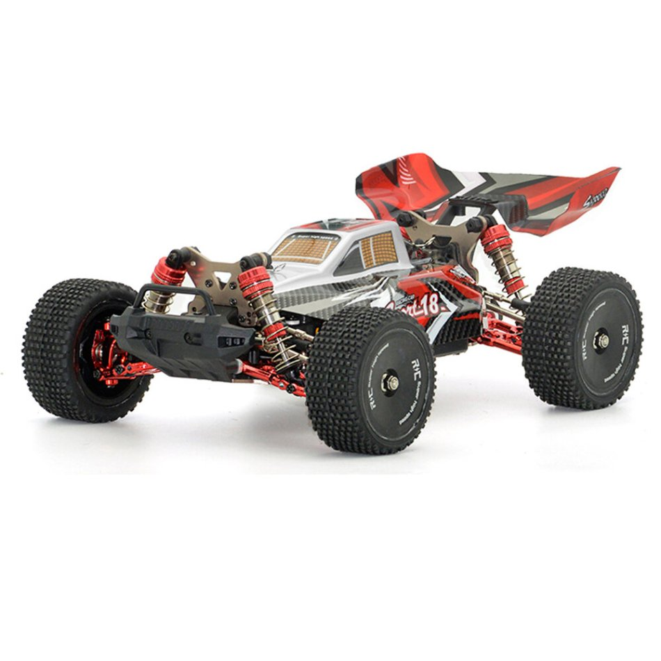 FLYHAL FC650 1/14 2.4G Brushless High Speed Alloy Racing RC Car Vehicle Models