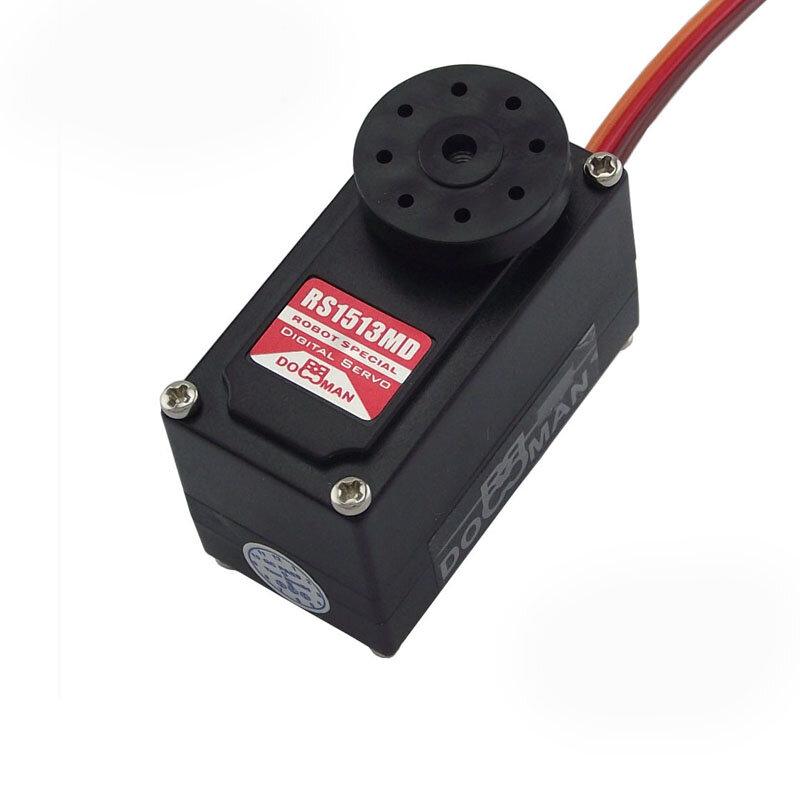 Doman DM-RS1513MD 15KG 270 Degree Dual Axis Metal Digital Servo for RC Robot
