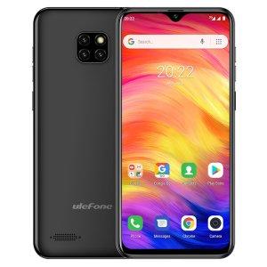 Στα 46€ από αποθήκη Κίνας | Ulefone Note 7 6.1 inch Triple Rear Camera 3500mAh 1GB RAM 16GB ROM MT6580A Quad core 3G Smartphone
