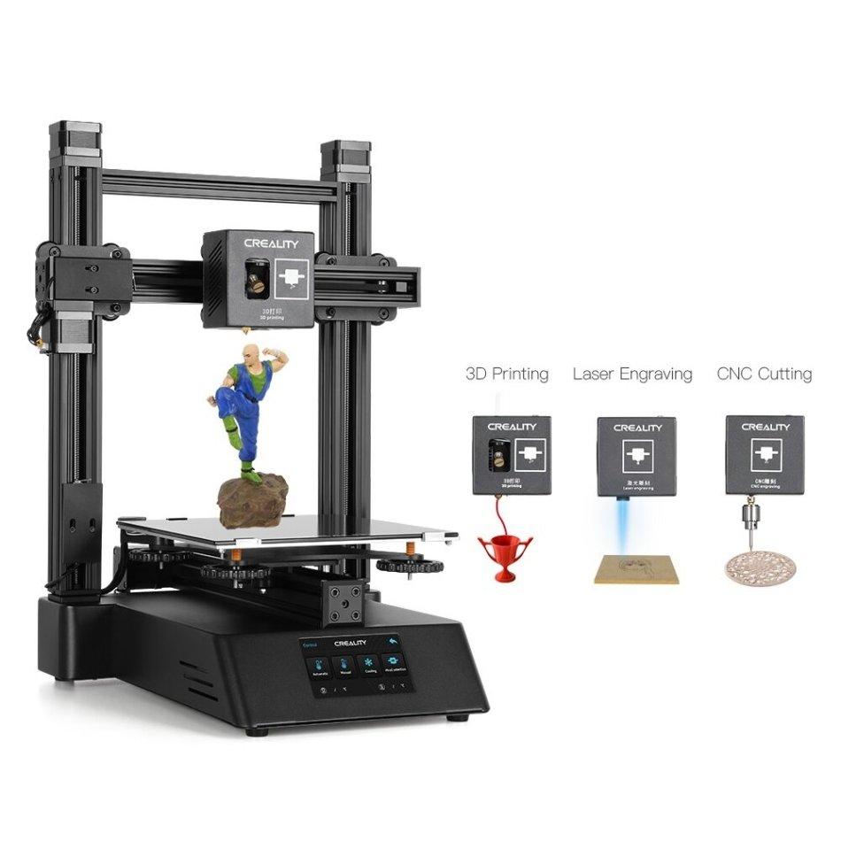 Creality 3D® CP-01 3-in-1 DIY 3D Printer