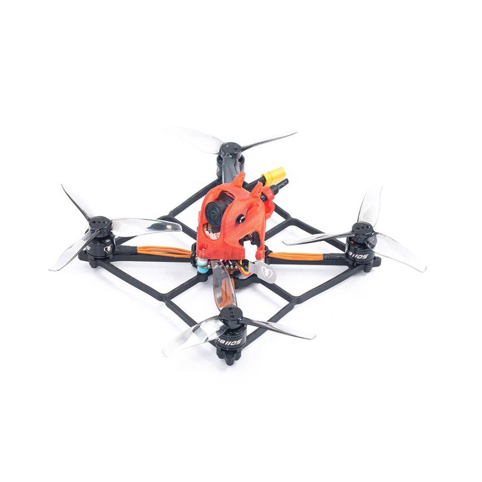 Diatone GTB 339 Cube AIO Version 122mm Betaflight F4 2-3S 3 Inch Toothpick FPV Racing Drone PNP