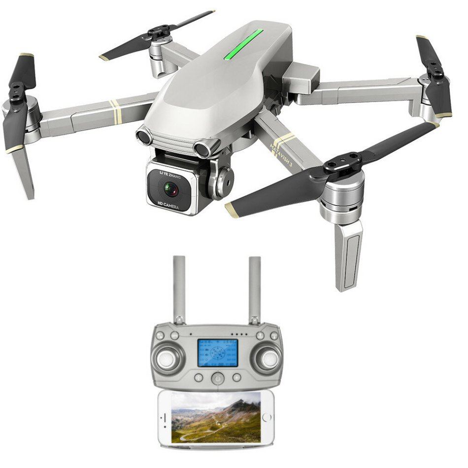 L109-S MATAVISH3 5G Anti-shake Aerial Drone With 4K HD Camera 50X Zoom GPS Foldable Brushless RC Quadcopter