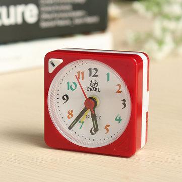 Mini Travel Alarm Clock Ogue Quartz