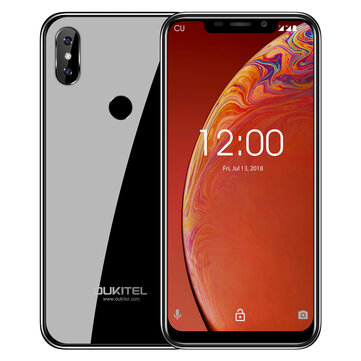 £76.79 9% OUKITEL C13 Pro 6.18 Inch 3000mAh Android 9.0 Face Unlock 2GB 16GB MT6739 Quad Core 4G Smartphone Smartphones from Mobile Phones & Accessories on banggood.com