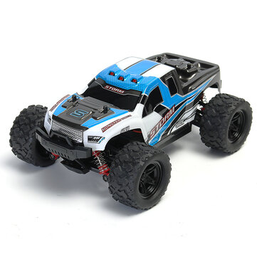 HS 18301/18302 1/18 2.4G 4WD High Speed Big Foot RC Racing Car OFF-Road Vehicle Toys