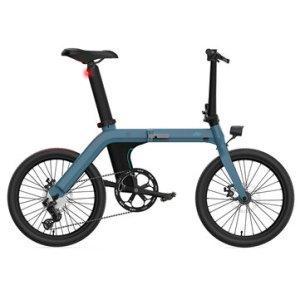 Στα 842€ από αποθήκη Αγγλίας | [EU Direct] FIIDO D11 11.6Ah 36V 250W 20 Inches Folding Moped Bicycle 25km/h Top Speed 80KM-100KM Mileage Range Electric Bike