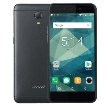 Coolpad E2C Global Version 5.0 inch 2500mAh 1GB RAM 16GB ROM Snapdragon 210 Quad core 4G Smartphone