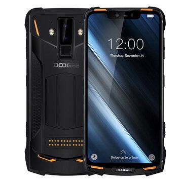 £351.236%DOOGEE S90 Power Bundle 6.18 Inch FHD+ IP68 Waterproof NFC 5050mAh 6GB 128GB Helio P60 Octa Core 4G SmartphoneSmartphonesfromMobile Phones & Accessorieson banggood.com