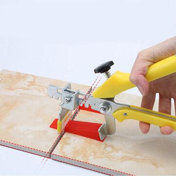 tile leveling system 1 1 5 2mm tile leveler spacers clips reusable tools