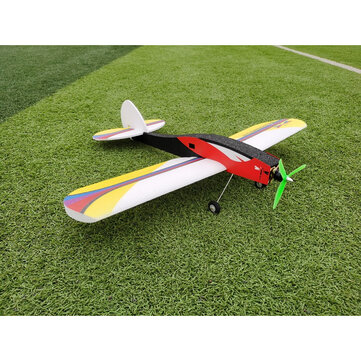 Dragonfly 700mm Wingspan EPP Low-winged Training RC Airplane Kit