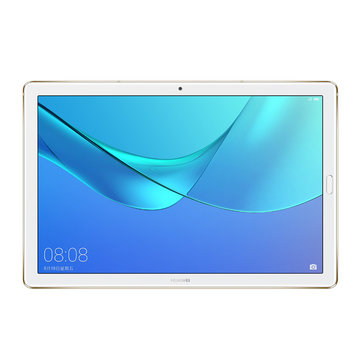 Original Box Huawei MediaPad M5 CMR-W09 128GB Kirin 960s Octa Core 10.8 Inch Android 8.0 Tablet Gold
