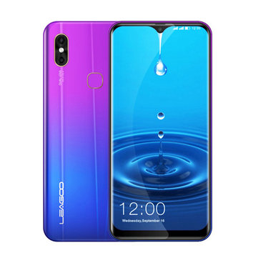 £86.11 31% LEAGOO M13 6.1 Inch HD 19:9 IPS Waterdrop Diaplay Android 9.0 3000mAh 4GB RAM 32GB ROM MT6761 Quad Core 4G Smartphone Smartphones from Mobile Phones & Accessories on banggood.com