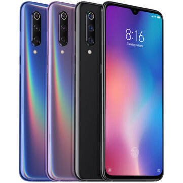 £393.96 18% Xiaomi Mi9 Mi 9 Global Version 6.39 inch 48MP Triple Rear Camera NFC 6GB 64GB Snapdragon 855 Octa core 4G Smartphone Smartphones from Mobile Phones & Accessories on banggood.com