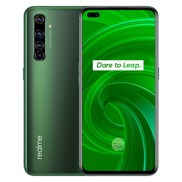 Realme X50 Pro 5G EU Version 6.44 inch FHD+ 180Hz Touch Sensing NFC Android 10 65W SuperDart Charge 64MP AI Quad Rear Camera 12GB 256GB Snapdragon 865 Smartphone Smartphones from Mobile Phones & Accessories on banggood.com