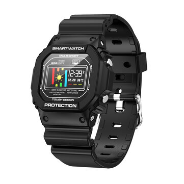 Bakeey X12 Single Touch 24-hour ECG Heart Rate Sleep Monitor IP68 Sports Mode Weather Outdoor Smart Watch
