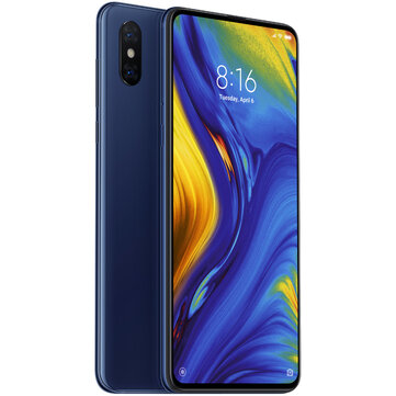 Xiaomi Mi MIX 3 5G Version Global Version 6.39 inch 6GB 64GB Snapdragon 855 Octa core 5G Smartphone Smartphones from Mobile Phones & Accessories on banggood.com