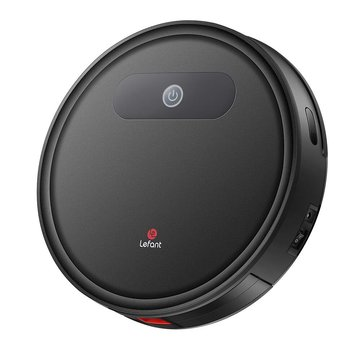 Lefant M301 Ultra-thin Lightweight Robot Vacuum Cleaner 1500Pa Suction, 110Mins Working Time