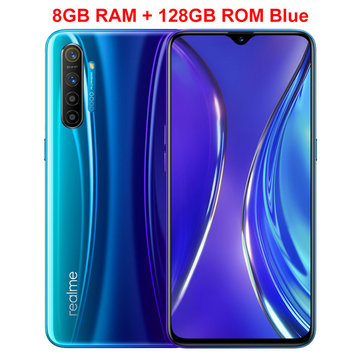 Realme X2 CN Version 6.4 inch FHD+ Super AMOLED NFC 4000mAh 64MP Quad Rear Cameras 8GB RAM 128GB ROM Snapdragon 730G Octa Core 2.2GHz 4G Smartphone Smartphones from Mobile Phones & Accessories on banggood.com
