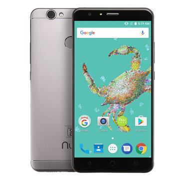 NUU Mobile X5 India Version 5.5 inch 3GB RAM 32GB ROM MT6750T Octa core 4G Smartphone