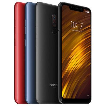 Xiaomi Pocophone F1 Global Version 6.18 inch 6GB 128GB Snapdragon 845 Octa core 4G Smartphone